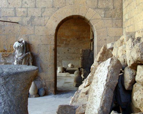 italy,griuvėsiai,skulptūra,senovės,akmuo,akmenys,senovės sienos