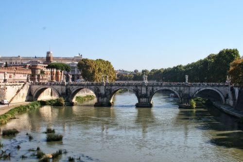 italy rome tiber