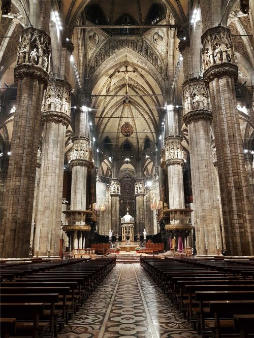 italy milan cathedral