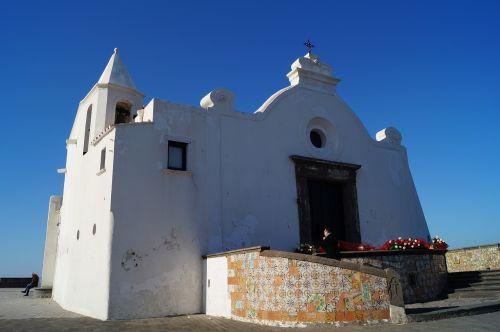 italy ischia navigator church