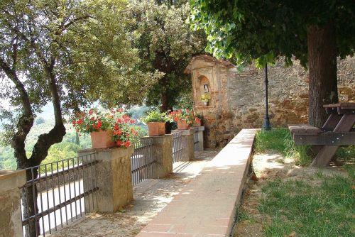 italy mediterranean park