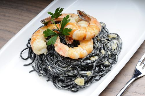 italy food spaghetti