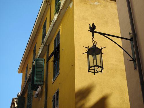 italy liguria house