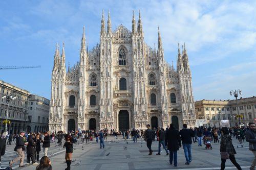 italy milan cathedral of milan