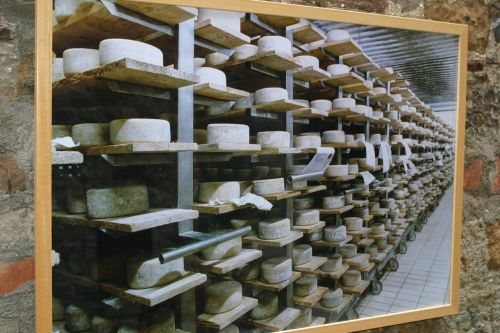 italy manufacture cheese