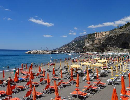 italy beach sea