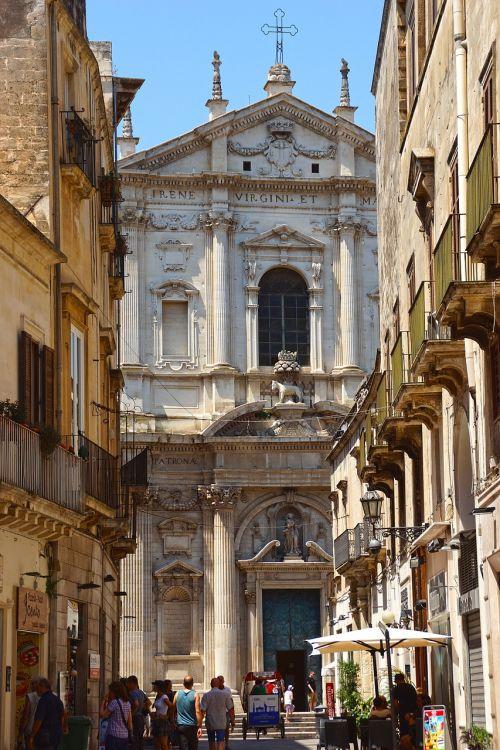 italy,miestas,architektūra,miesto kraštovaizdis,lecce,pastatas,rajonas,tradicinė architektūra