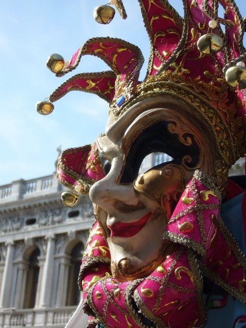 italy venezia mask