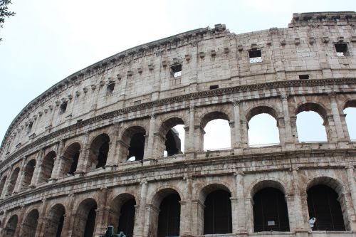 italy roma the colosseum