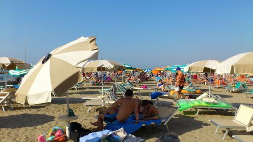 italy adriatic sea sand beach