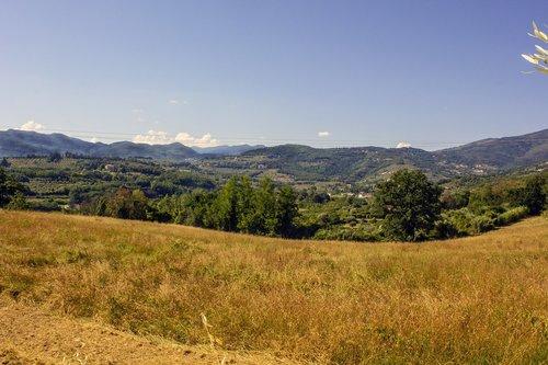 italy  tuscany  tourism