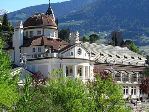italy  south tyrol  meran