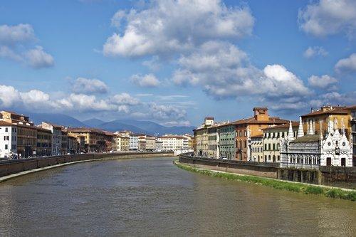 italy  tuscany  pisa