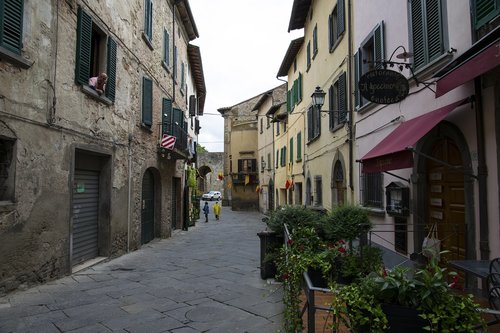 italy  village  ancient