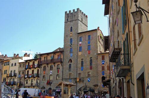 italy tuscany arezzo
