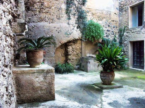 italy ischia castello aragonese