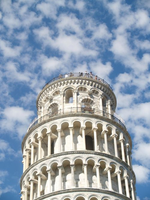 italy pisa tower