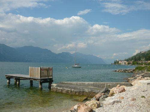 italy italian lake garda