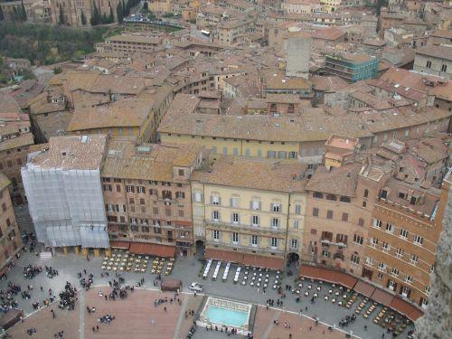Italy Siena Buildings