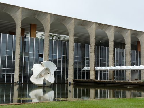 itamaraty brasilia federal district