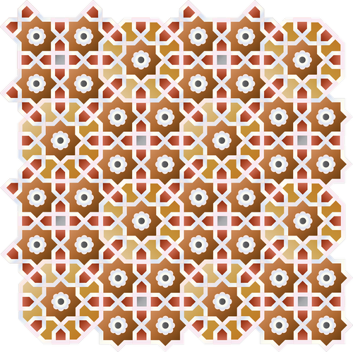 i'tmad-ud-daulah  pattern  seamless