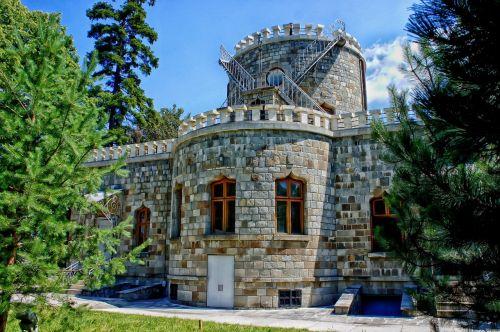 iulia hasdeu castle romania fortress