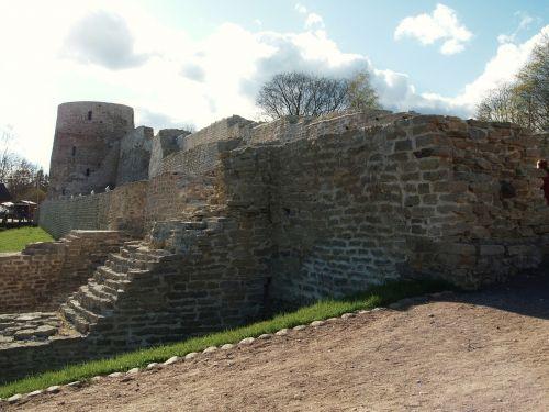 izborsk fortress pskov region