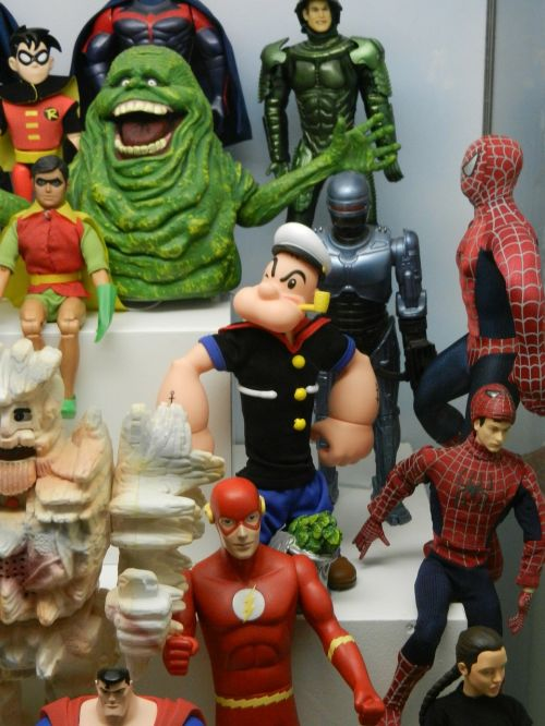 jabba spiderman superman