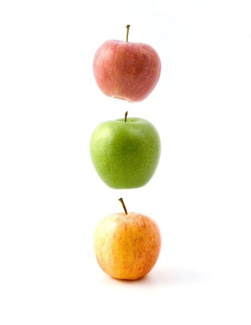Levitating Apples