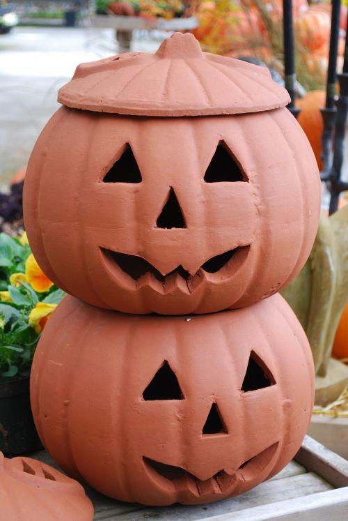 jack-o-lanterns halloween pumpkins