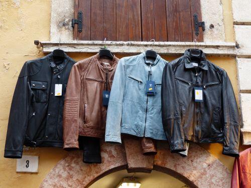 jackets leather jackets clothing