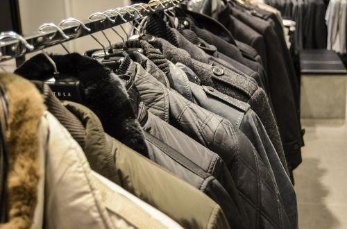 jackets exhibition shop