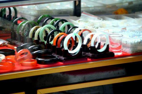 Jade Jewelry Case
