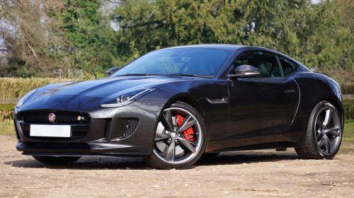 jaguar sports car fast