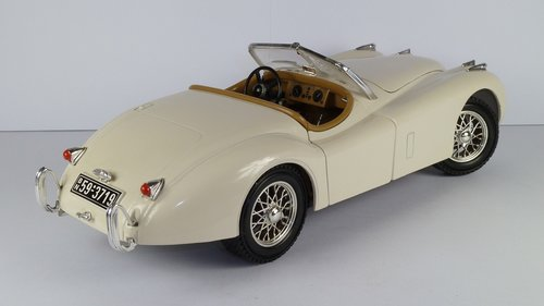 jaguar  xk 120  1948