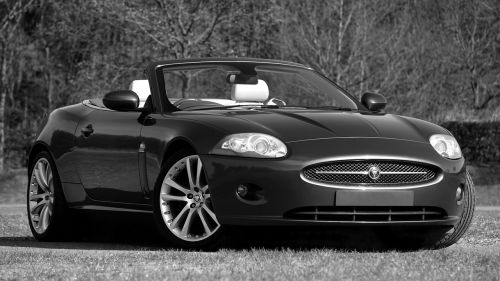 jaguar xk car speed