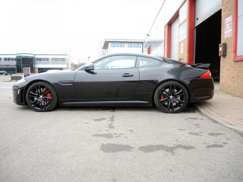 Jaguar XK RS