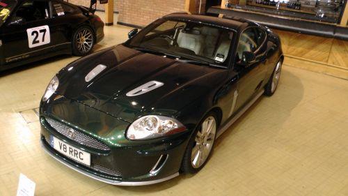 Jaguar XKR 5-Litre Supercharged