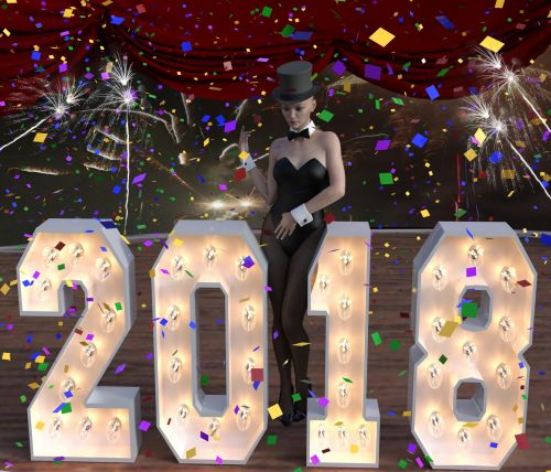Year Change 2018