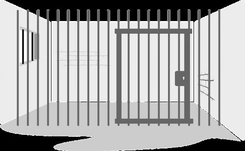 jail jail bar prison