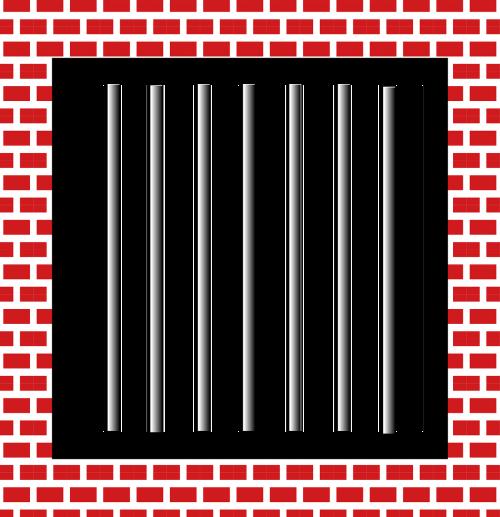 jail bars police