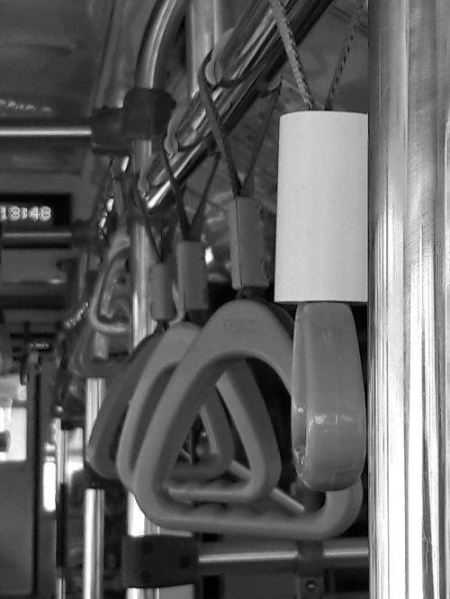 jakarta bus commuter