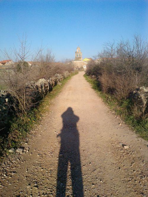jakobsweg spain hiking