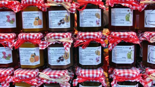 jam jam jars sweet
