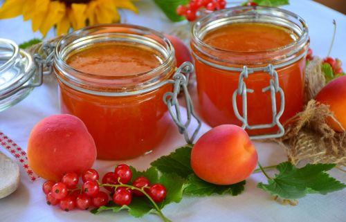 jam apricots apricot
