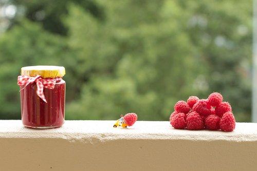 jam  raspberry  raspberry jam