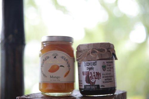 jam  fruit preserves  mango jam