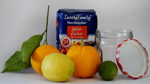 jam cook gelling sugar