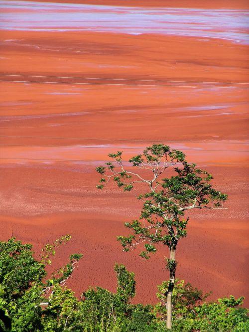 jamaica aluminium open pit mining