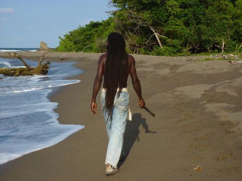 jamaica beach rasta